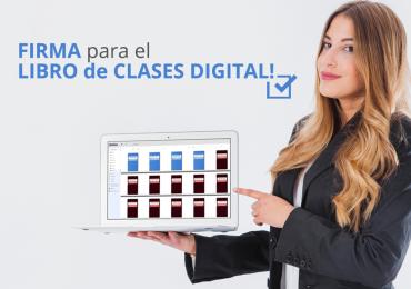 ¿Necesita activar su Firma para el Libro de Clases Digital de su colegio?         Siga estos sencillos pasos
